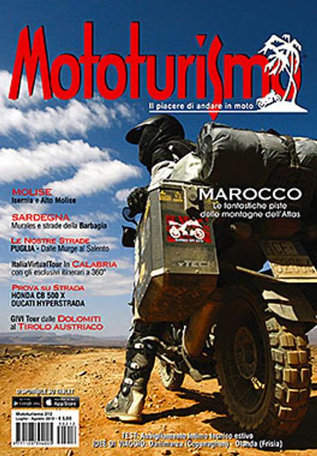 MOTOTURISMO 212 - Luglio/Agosto 2013