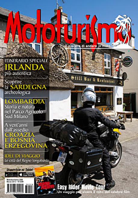 MOTOTURISMO 208 - Marzo 2013