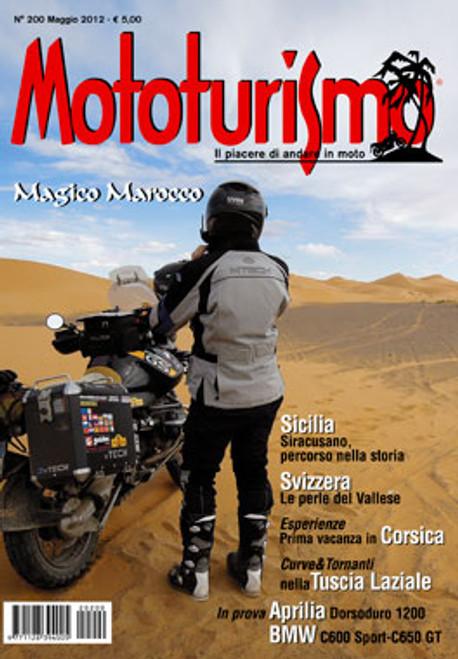MOTOTURISMO 200 - Maggio 2012