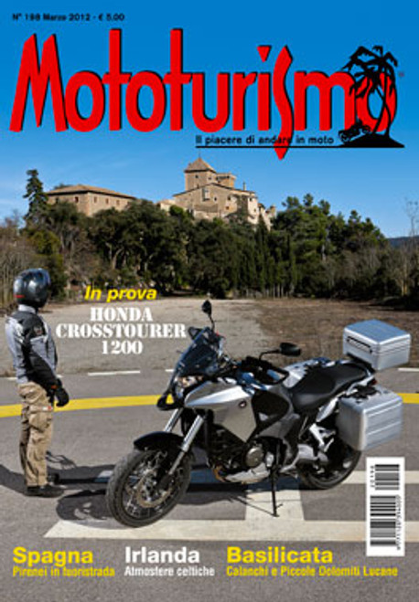 MOTOTURISMO 198 - Marzo 2012