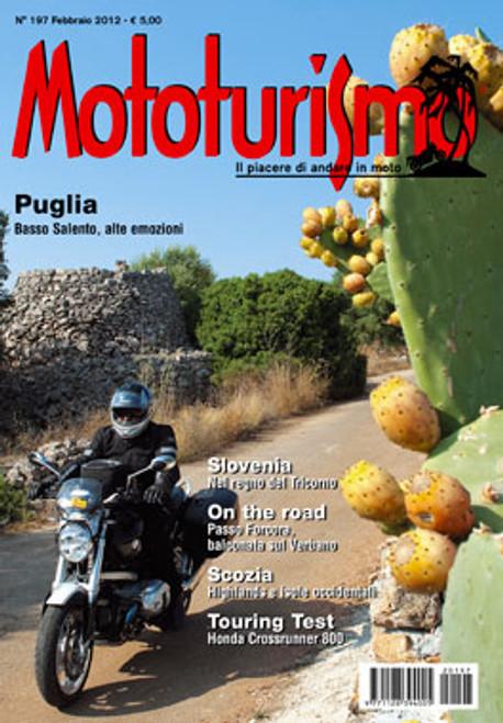 MOTOTURISMO 197 - Febbraio 2012