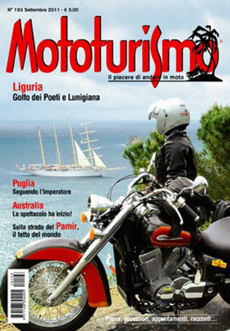MOTOTURISMO 193 - Settembre 2011