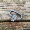 """Sling Mount QD Loop for up to 1.25"""" Webbing"""