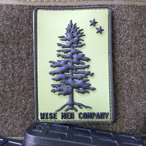 Wise Men Company Morale Patch