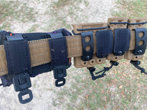 Velcro links