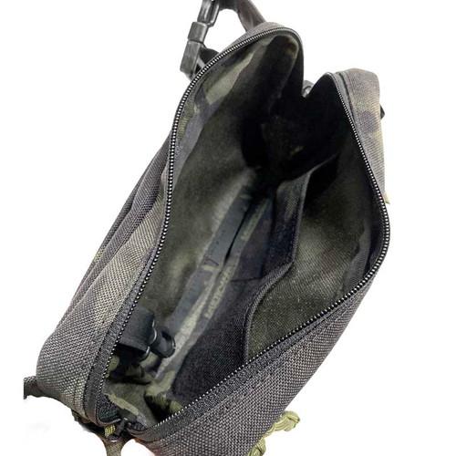 HulaPack Multicam Black 1000D Cordura Interior