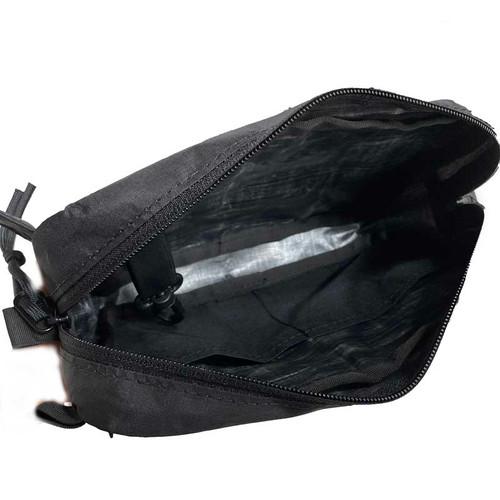 HulaPack in black Dyneema Intereior