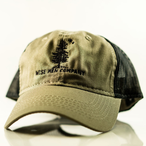 Wise Men Company Range Cap