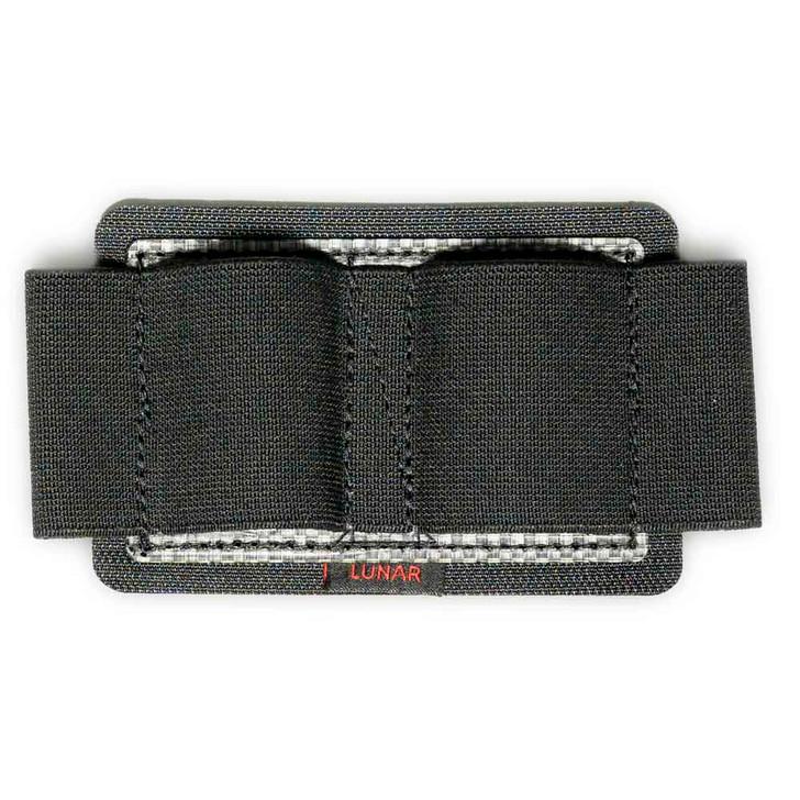 PIMP 2 Slot Pistol Mag Carrier in Black