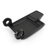 Leatherette Armrest Center Console Lid Cover For BMW E46 3 Series 98-06, Black