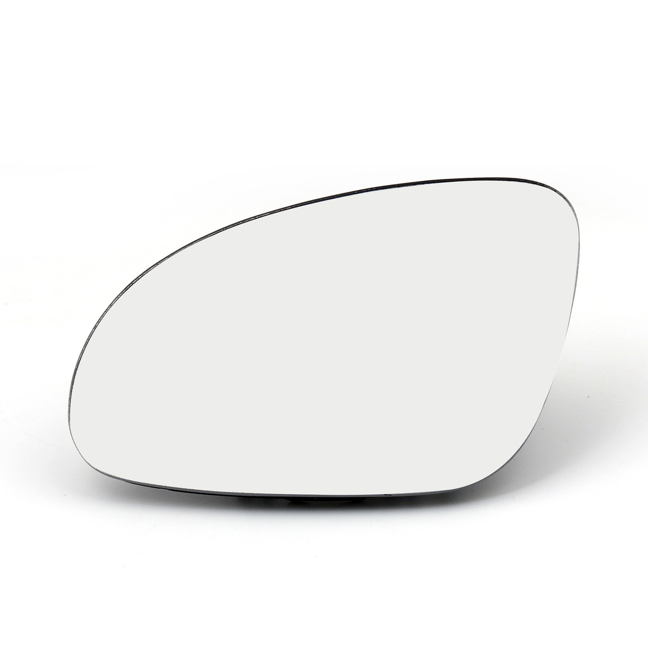Right Driver  side wing mirror glass for Volkswagen Sharan 04-10 heated