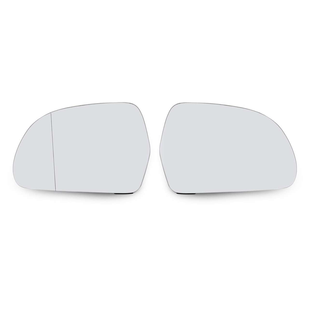 Front Rearview Mirror Glass Right Side with Heated For Audi A3 S3 A4 S4 A6 S6