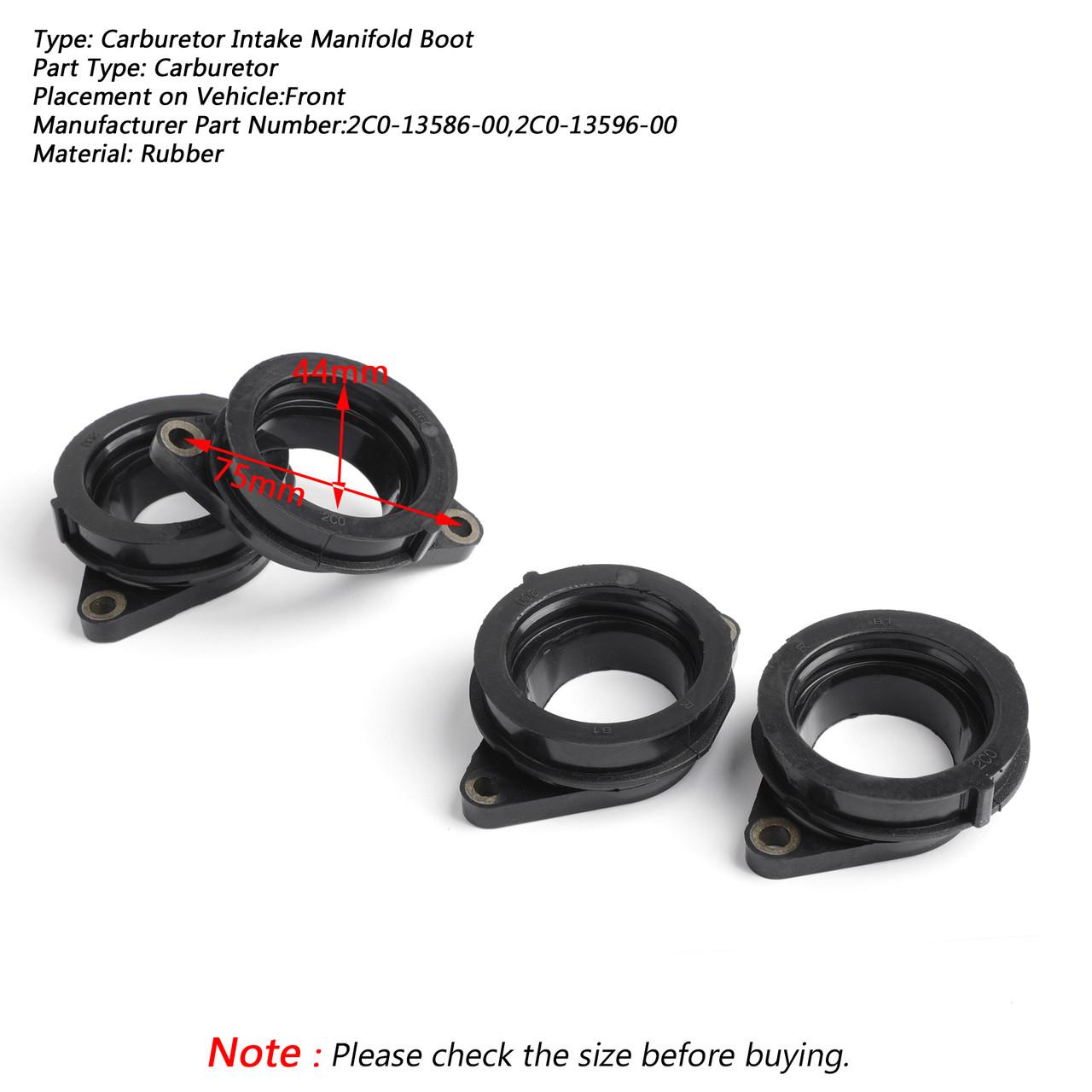 Intake Manifold Boot for Yamaha YZF600R FZR600