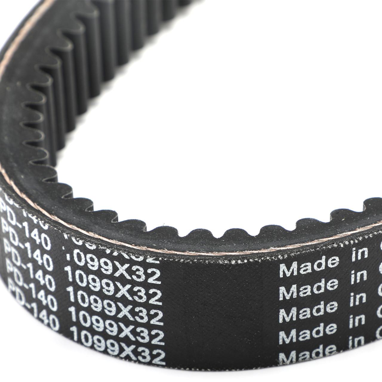Drive belt for Yamaha ET250 EL433 ET300 Exciter  8F2-17641-00 ET340 EC540