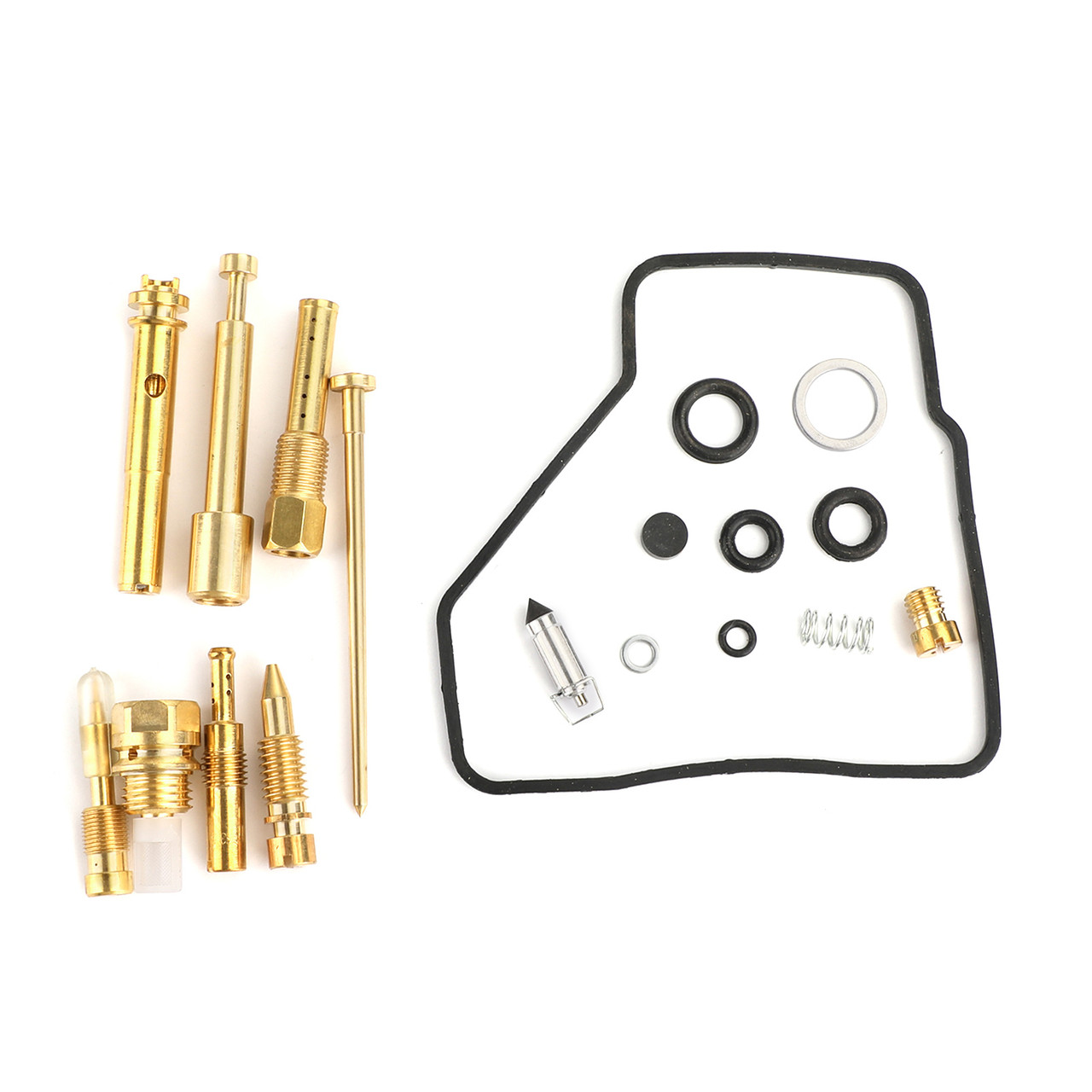 4pcs Carburetor Carb Repair Rebuild Kit for Honda VFR400R NC30