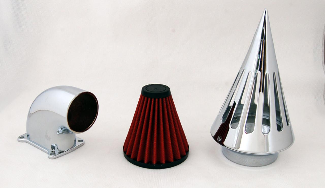 Spike Air Cleaner Intake Filter Kit Suzuki Boulevard M109R