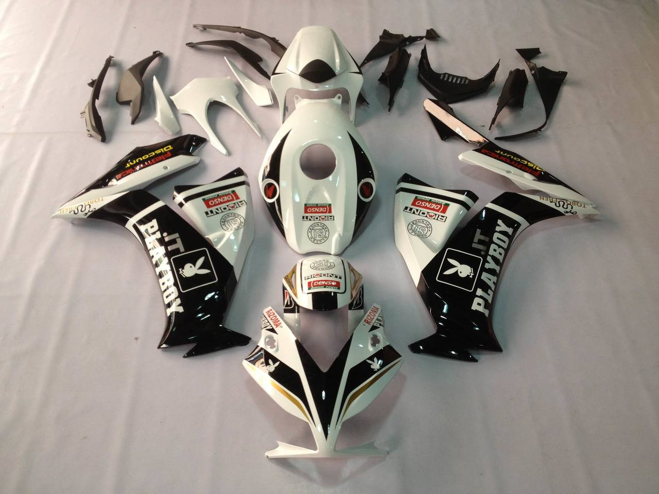 New Red Fairing Fit for HONDA 2012-2016 CBR1000RR CBR 1000RR Injection Mold ABS Plastics Aftermarket Bodywork Bodyframe Kit Set 2013 2014 2015 12 13 14 15 16