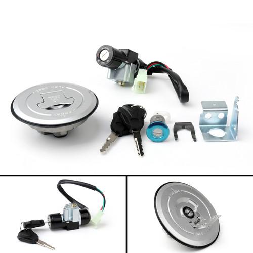 Fuel Gas Tank Cap Cover Keys for Honda CBR1000RR 17620-KZZ-J01 17620-MGP-D63