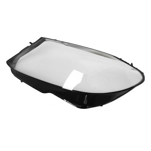 Left Side Headlight Cover Headlamp Lens For Benz C-Class W205 C180 C200 C260L C280 C300 (15-17)