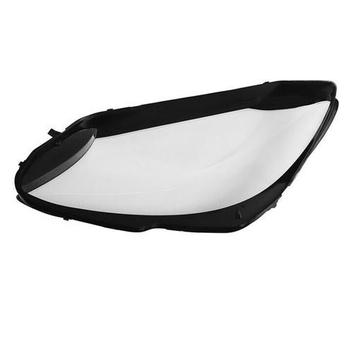 Right Side Headlight Cover Headlamp Lens For Benz C-Class W205 C180 C200 C260L C280 C300 (15-17)