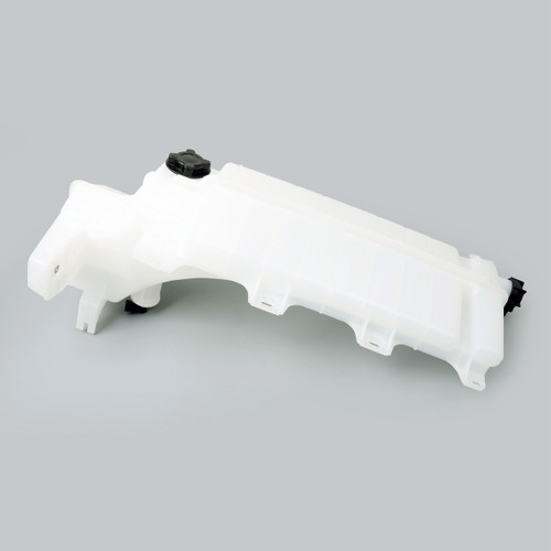 Radiator Overflow Tank Coolant Reservoir with Sensor Cap 2564837 for Volvo VNL (08-17) MACK CXU Trucks