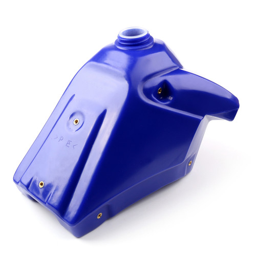 Fuel Gas Tank Petrol Gastank Yamaha TTR125 (2000-2007), Blue