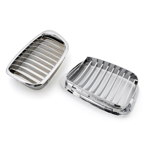 Kidney Grille BMW E39 5 Series (1995-2003) Chrome