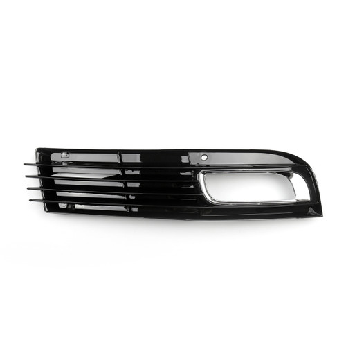 ABS Car Lower Bumper Right Grille Fog Light Grill For Audi A8 D3 (08-10)