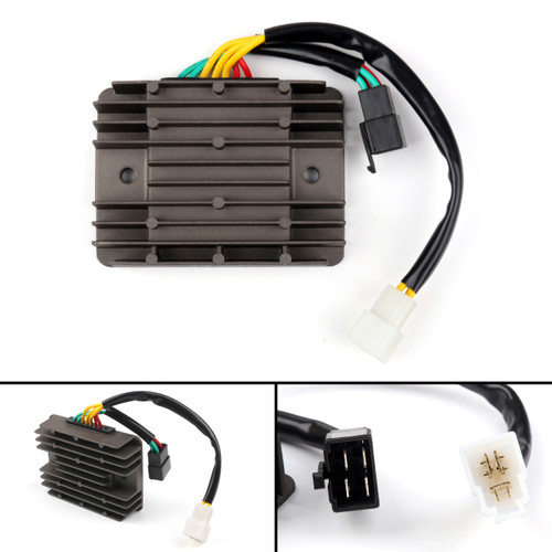 Voltage Regulator Rectifier for Ducati 749 S Biposto/Monoposto (03-07)749 Dark (04-07) 749 R Monoposto (04-07) 848 (08-09)