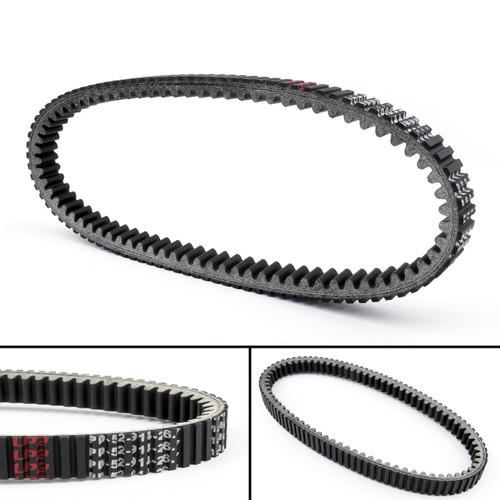 Drive Belt 59011-0011 For Kawasaki KAF400 Mule 600(05-16) Black