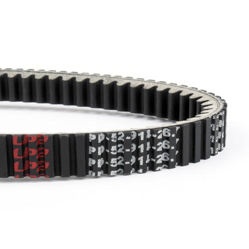 Drive Belt 59011-0011 For KAF400 Mule SX 4X4 XC SE, Camo (17-18) Black