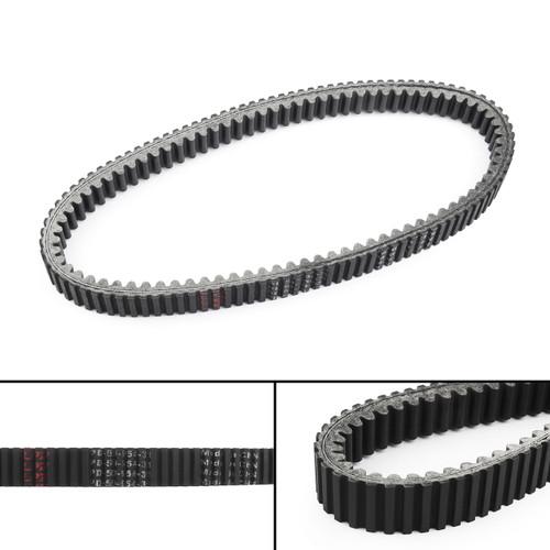 Drive Belt 59011-0040 For Kawasaki KRF800 Teryx Camo/LE, Teryx4 Camo/LE (2015) Black