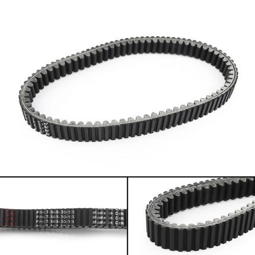 Drive Belt For Kawasaki Brute Force 650 4x4i (06-13) 750 4x4i (05-11) KFX700 V Force (04-05) Prairie 650 700, Black