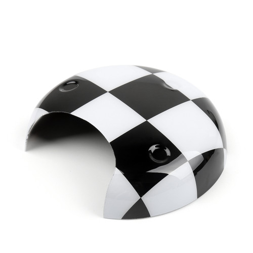 Tachometer Panel Cover MINI COOPER R55 R56 R57 R58 R59 R60 R61 Checkered Black White