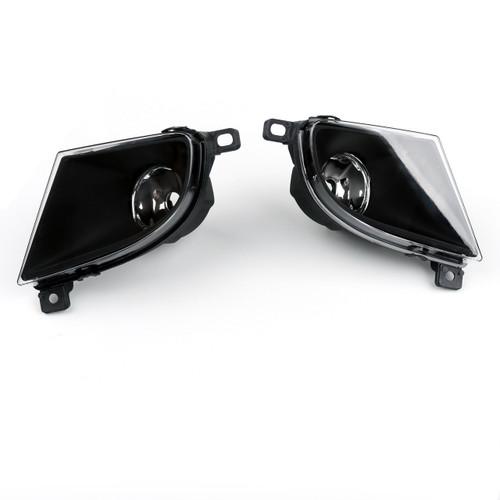 Pair Fog Light Driving Lamp Housing for BMW 5 Series E60 528i 528xi xDrive 535i 535xi 535i xDrive 550i (08-10)