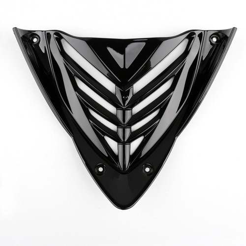 V Grill Under Antifouling Cover Yamaha YZF R25 (14-15) R3 (15), Black