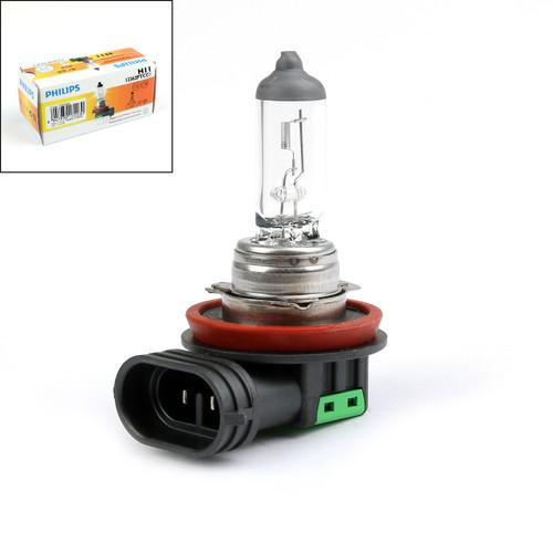 Philips Original Quality Premium Vision H11 12V 55W Halogen Bulb Signaling lamp