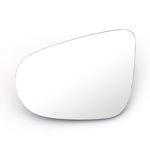 Left Heated Wing Rear View Mirror Glass for VW Golf GTI R (09-13) MK6 Only, VW Touran
