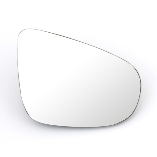 Right Heated Wing Rear View Mirror Glass for VW Golf GTI R (09-13) MK6 Only, VW Touran