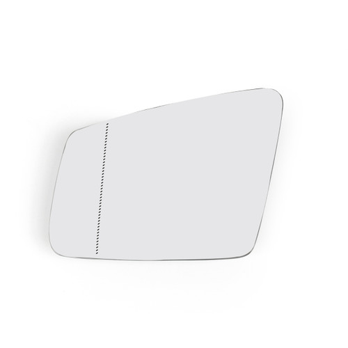 Left Side Heated Wing Mirror Glass for Benz S/C/E-class W212 W204 2128100621
