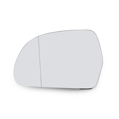 Left Rearview Mirror Glass Heated For Audi A6 Allroad (07-11) A8 S8 (08-10) Q3 (12-16) OCTAVIA (09-13) SUPERB (08-13)