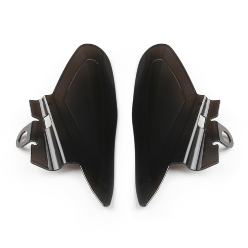 Heat Deflector Trim Accents Shield For Indian Models (2014-2018) Smoke