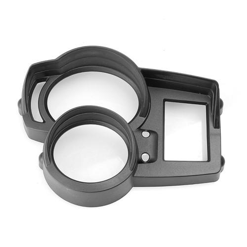 Speedometer Gauge Tachometer Clock Case Cover For BMW F650 F700 F800 Black