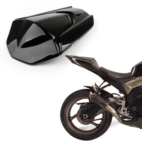 Rear Pillion Seat Cowl Fairing Cover for Suzuki GSXR1000 (09-16) K9 Black