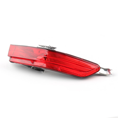 Right Red Rear Fog Lamp Bumper Cover Reflector For VW Touareg 2011-2014