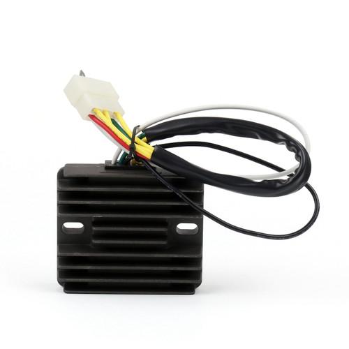 Regulator Voltage Rectifier Yamaha XV750 Virago (81-83) XV920 Virago XZ550 Vizion (82-83) YHC-104