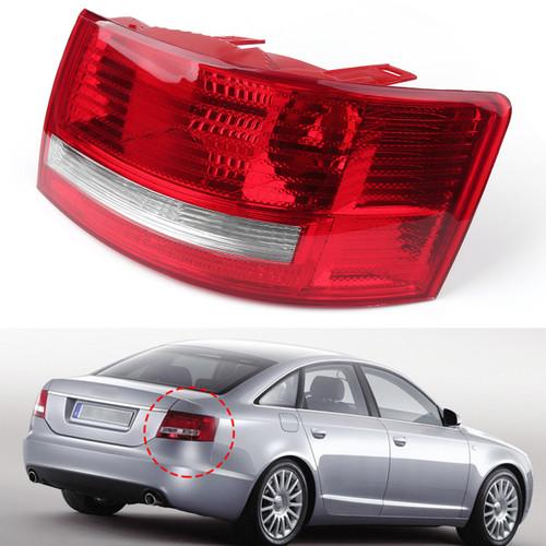 OEM LED Tail Light Cover RIGHT Passenger's Side For Audi A6 Sedan 06-08 A6 Quattro 05-05 Audi S6 07-08
