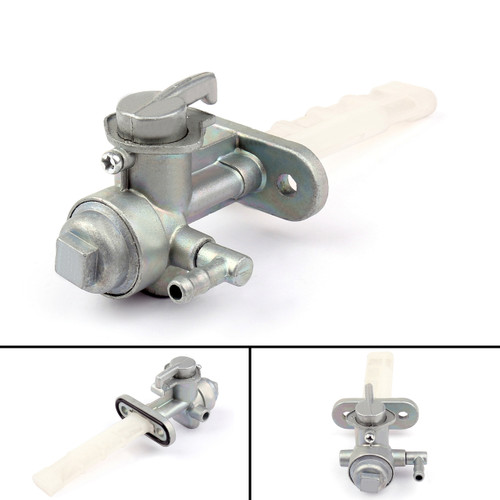Gas Tank Fuel Switch Valve Pump Petcock For Suzuki GN 125 250 TS100 DS100 DS250