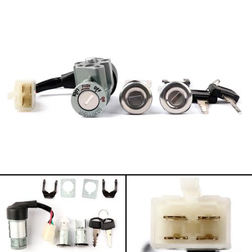 Ignition Switch Lock Set 35010-GV4-901 For Honda CH80 Elite 85-07