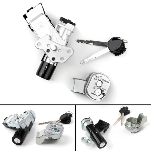 Ignition Switch Lock Set 35014-GFC-770 For Honda NCH50 Metropolitan 2013-2015